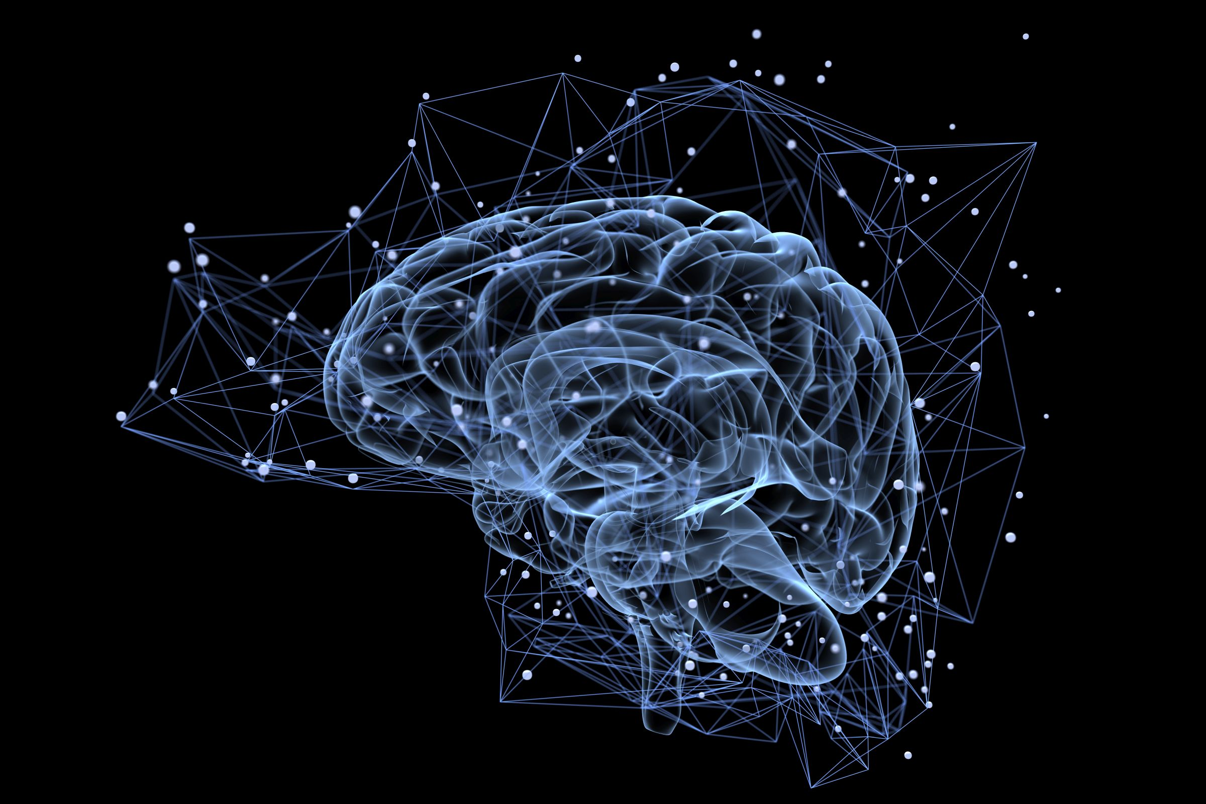 Chiropractic gives a 50% change in the Prefrontal Cortex of the brain